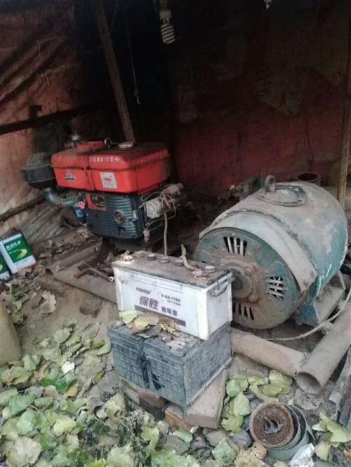 柴油发电机一组