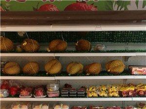 �L幕柜出售新的用�^�纱危���本人不做水果生意了,�F在低�r出售,一共6.3米�L,有意者�系我