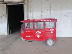 出售电动三轮一辆,电瓶新换的,轮胎里外都是新换的