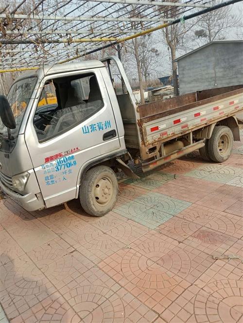 唐骏单排货车