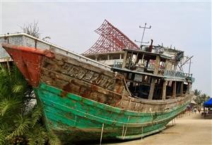 又见潭门渔港