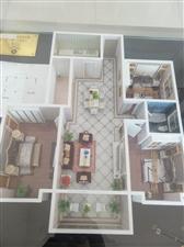 德银国际花园3室 2厅 2卫面议