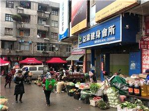 镇雄县粮食局集贸市场门面出售,即买即租!手续齐全!