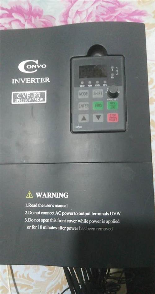 380v7.5kw变频器