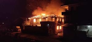 小心防火,春节将至,请广大市民注意防火。