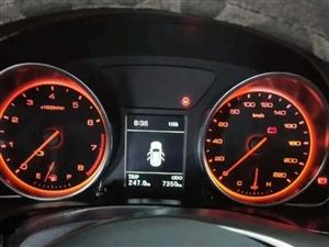 18年1月份汉腾x7,新上的保险!看车议价