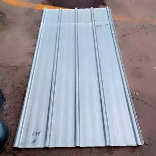求购二手玻璃钢树脂瓦槽型透明阳光板