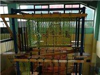 大型儿童绳索探险设备