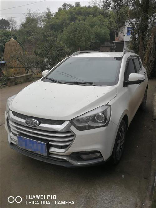江淮瑞风S2  白色 1.5L手动挡  2017年1.5L手动豪华互联版 2017年七月购入...