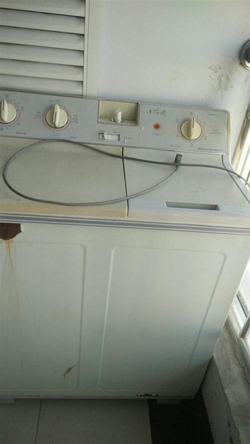 出售海尔双通洗机非诚勿扰
