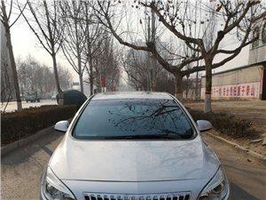 出售2012年别克英朗XT1.6L手动挡最高配