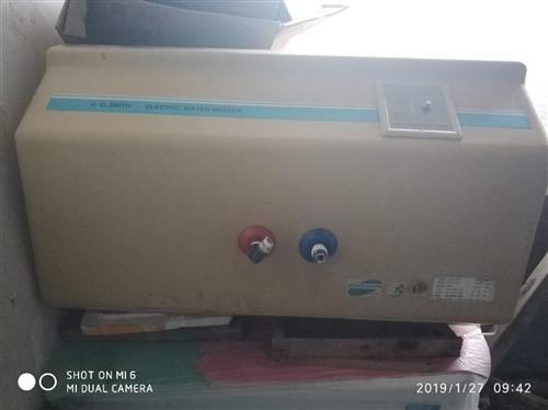 艾欧史密斯热水器EWH_80B 防溅型   电压:220V_/50Hz  定额功率:2000W 长时