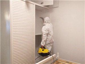 甲醛超标检测治理家电杀菌清洗等服务