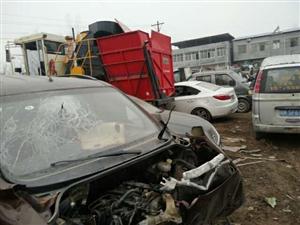 长期高价回收报废汽车农车工程车小货车各种积压物品电话18726533083