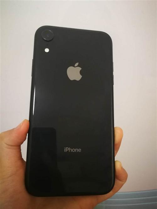 全新 iPhoneXR出售 (黑色 128g) 2月1日 通达购买 百分百正品 带原装充电器耳机 ...