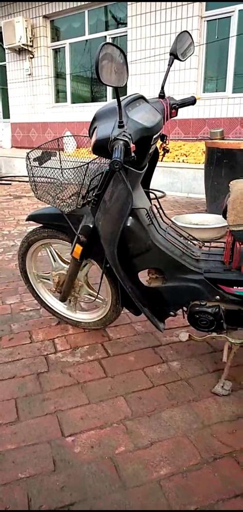 出售 : 嘉陵牌摩托车一辆,车子八成新,质量可靠,没有任何毛病,因闲置无人用,低价出售!有需要的朋友...