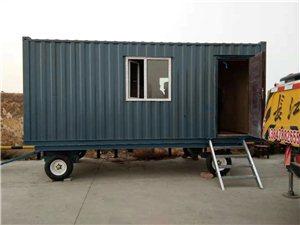 集裝箱活動房制作