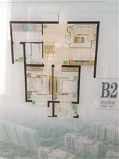 景苑社区2室 2厅 1卫32.4万元