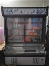【出售】保鲜冷藏柜九成新,用了两个月,买来2400元,现价900元,另有开餐馆的二手桌凳,厨具,麻将...