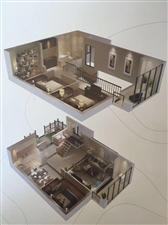 急售:安溪领秀城复式楼中楼3室 2厅 2卫83万元