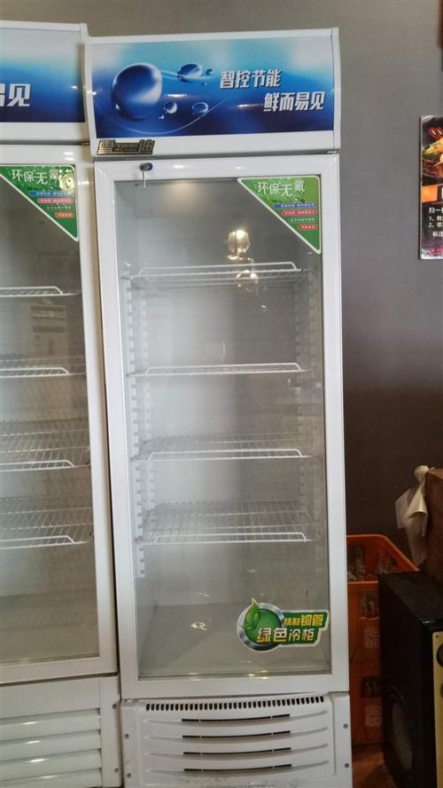 出售兩個保鮮柜,用了不到4個月。 大的2000 小的1000