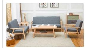 低价出售九成新沙发三件套,老板办公桌1.8米宽,五开门书柜,