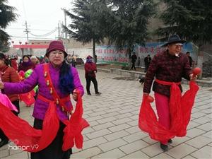 西塬东雷人喜庆第十届锣鼓文化节
