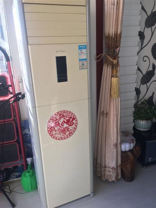 闲置空调出售,建平县金都华府,价格便宜,县城内方便出售
