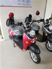 威尼斯人注册全新爱玛迪曼二代电动车
