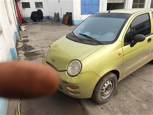 奇瑞QQ汽车