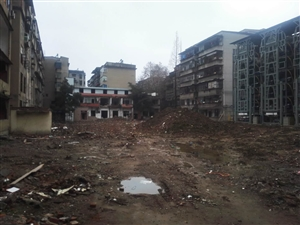 区政府南端地段拆迁问题