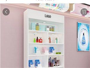 产品柜白色24x100两个,淘宝买304一个美容店用,放着基本没有用,处理两个350元