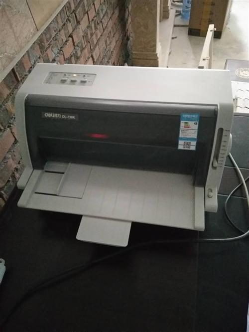 得力打印機DL-730K轉讓,九成新,如有需要請聯系,13388601858