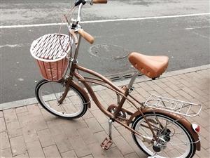 新车,买回来孩子不喜欢闲置,变速自行车