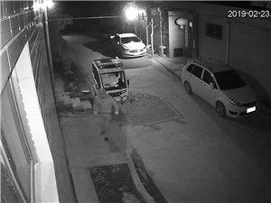 大半夜被人打击报复砸车砸门