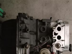 现出售原装拆车650双杠发动机