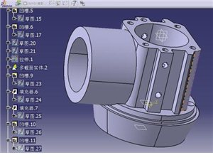 培训三维画图软件CATIA,二维画图软件CAD