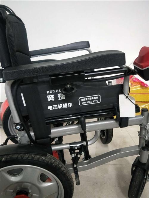 奔瑞牌电动轮椅,买回来老人不会用,1500特卖