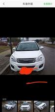 本人私家车哈弗H6出售,16款的车,行驶里程5万公里,蓝标,手动升级版,属于这个款高配!定速巡航,倒...
