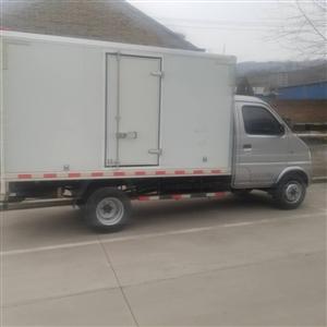 长安新豹二代双排厢式货车