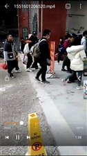 陆川县实验中学,不给带牛奶和水果进去,也是挺牛逼的了,学校商店更加黑,说配合学校不给带进去,听说在学