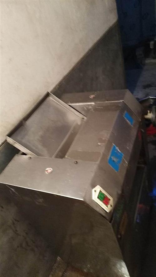 不锈钢压面机