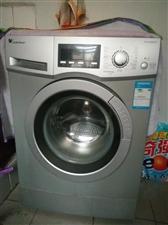 滚筒洗衣机,因为搬家麻?#36710;图?#22788;理300元,不过要自提,