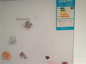 正在使用中冰箱,三开门,嫌搬家麻烦,低价出售,不过要自提