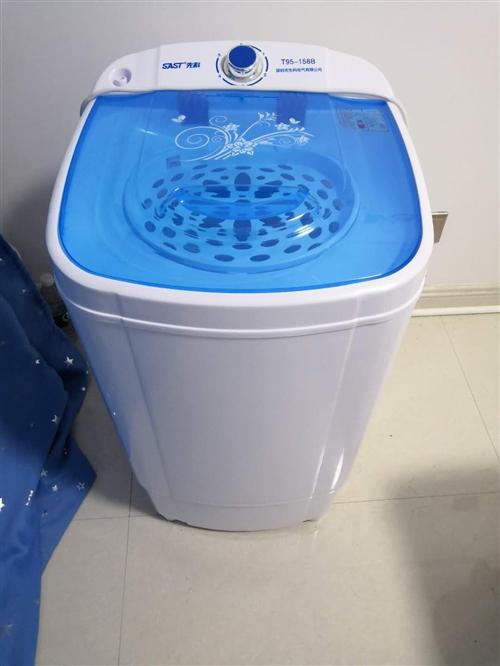 先科脱水机甩干机单甩家用大容量宿舍甩干桶小型迷你婴儿单脱水桶