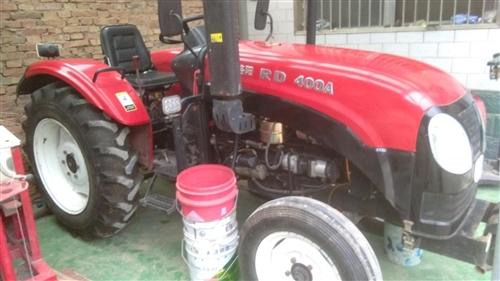 出售,洛阳瑞得拖拉机一台,带小麦播种机一个,拖拉机9成新,播种机是农哈哈牌的,