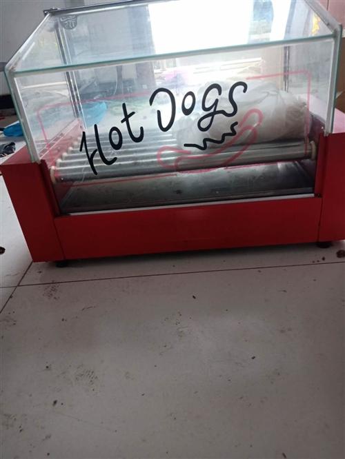 烤肠机,只用过一个月一直放置,现因搬家转让。