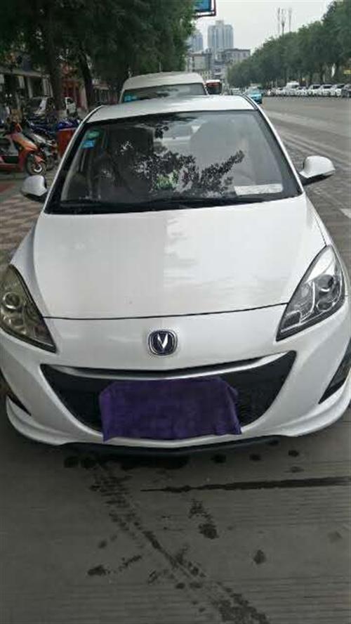 出售長安悅翔V5三廂小轎車,2013年12月購買,行駛4萬公里,保險到年底,價位28000元,非誠勿...