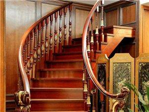 設計定做安裝各種實木樓梯