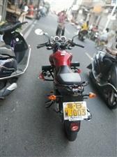出售一条自用铃木150cc   18年的车  静
